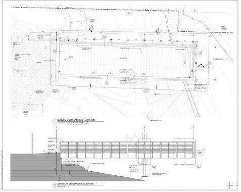 Departure Deck Plan